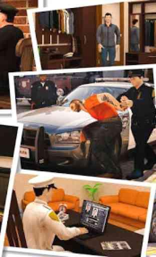 simulador virtual policial: policiais e ladrões 2