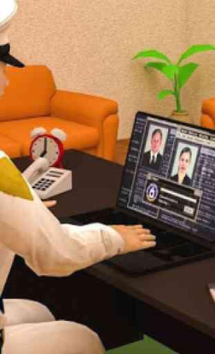 simulador virtual policial: policiais e ladrões 3