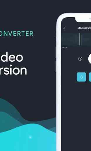 Video MP3 Converter - Convert music high quality 2