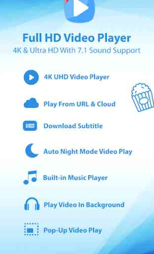 Video Player All Format - Full HD Video Player 1