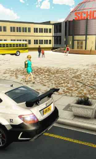 Virtual Police Dad Simulator : Happy Family Games 4