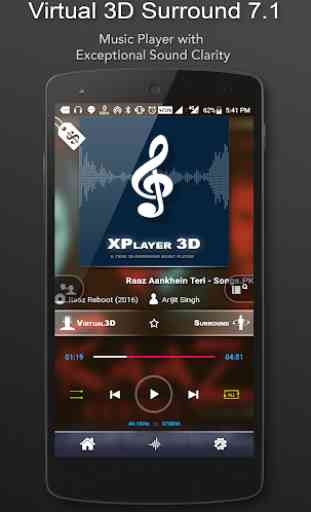 3D Surround Music Player 1
