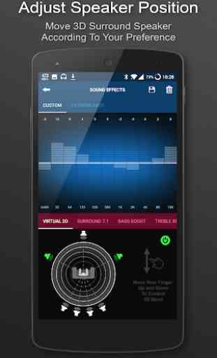 3D Surround Music Player 2