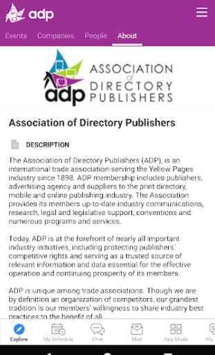 ADP Network 4