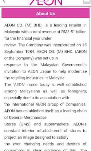AEON Co. (M) Bhd. 4
