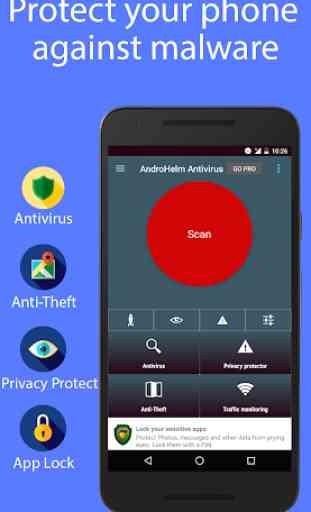 Anti-Vírus Android 2020 1