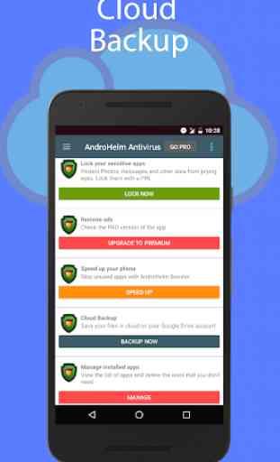 Anti-Vírus Android 2020 3
