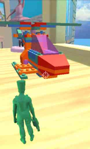 Army Men Toy Squad Survival War Shooting 3