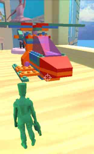 Army Men Toy Squad Survival War Shooting 4