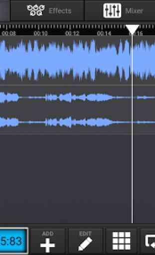 Audio Elements Demo 1