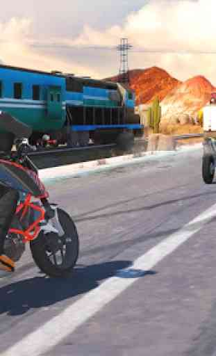 Bike vs. Train 3