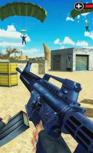 Contra-Terrorista FPS Fight 2019 2