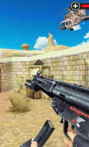 Contra-Terrorista FPS Fight 2019 4