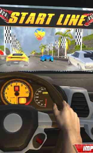Corrida Challenger Highway Police Chase: Jogos 3