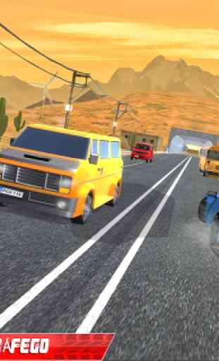 Corrida Challenger Highway Police Chase: Jogos 4