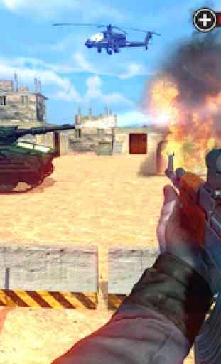 Counter Attack FPS Batalha 2019 3