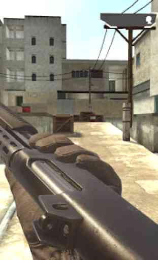 Counter Shoot Fire-FPS Terrorist Strike 2
