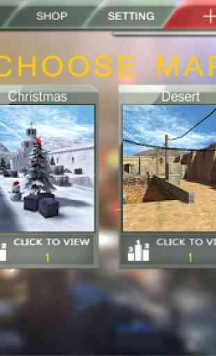Counter Shoot Fire-FPS Terrorist Strike 3