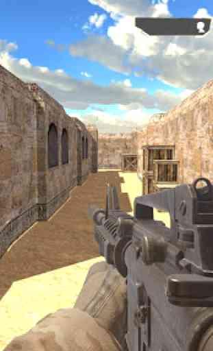 Counter Shoot Fire-FPS Terrorist Strike 4
