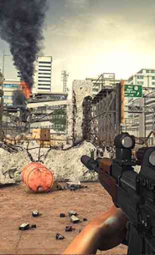 Counter Terrorist FPS Army Shooting 1