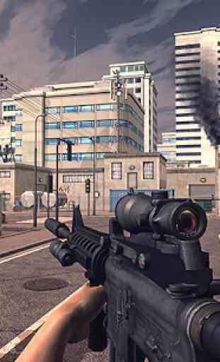 Counter Terrorist FPS Army Shooting 3