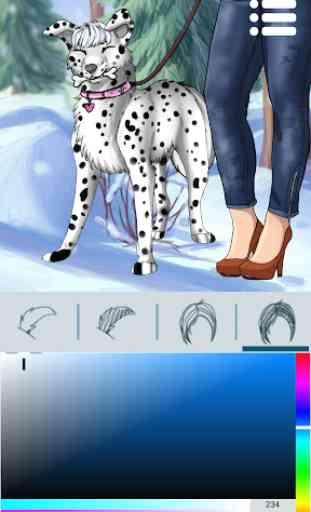 Criador de Avatar: Cães 2