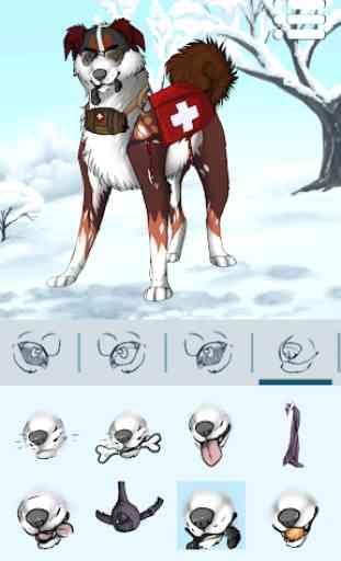 Criador de Avatar: Cães 4