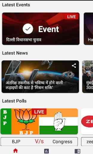 Election Results - Delhi 2020 Live 4