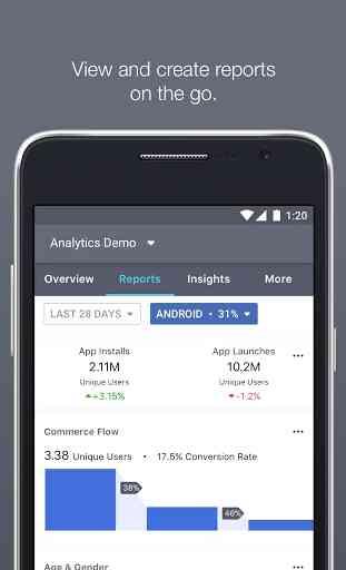 Facebook Analytics 2