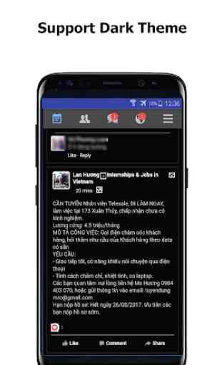 Faster for Facebook & Messenger 3