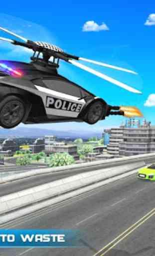 helicóptero da polícia voadora Fabricante d carros 4