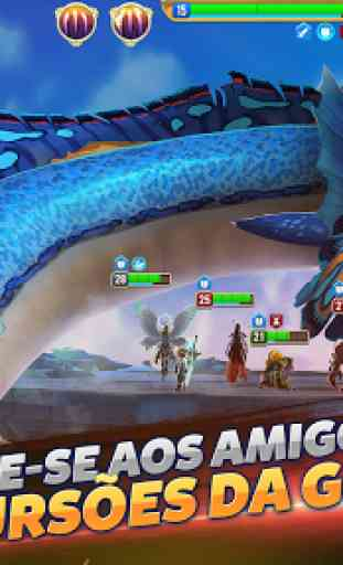 Might and Magic: Elemental Guardians – Battle RPG 2