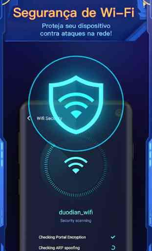 Nox Security - Antivírus Master, Vírus Limpo 4