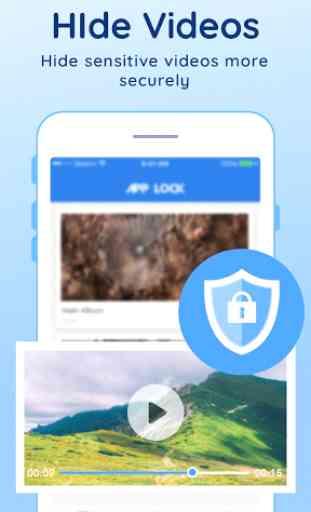 Proteção de privacidade(AppLock) 3