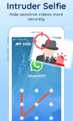 Proteção de privacidade(AppLock) 4