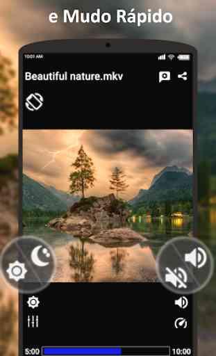 Reprodutor de video HD - MP4 Player Video Player 1