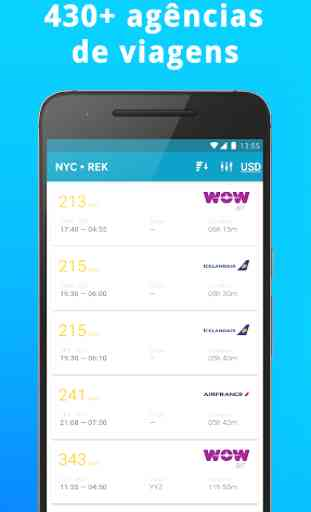 SkyScan - Voos baratos no mundo todo 4
