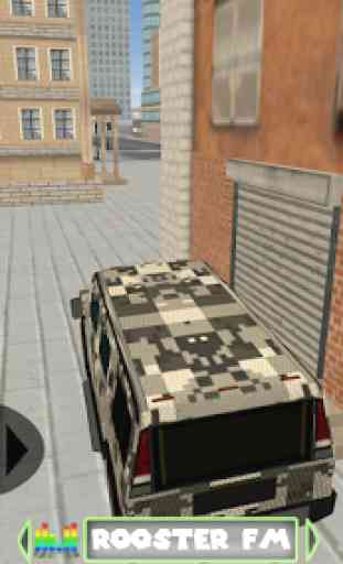 US Army Counter Stickman Rope Hero Crime OffRoad 3