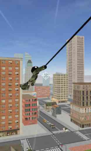 US Army Counter Stickman Rope Hero Crime OffRoad 4