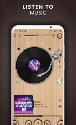Vinylage Music Player 1