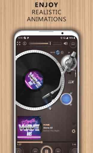 Vinylage Music Player 2