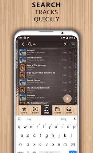 Vinylage Music Player 4
