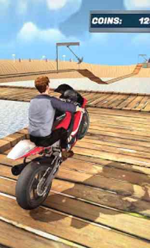 agua Surfista Bicicleta de praia Acrobacias Corrid 3
