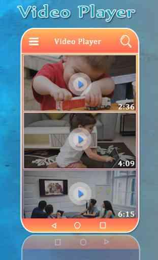 All Format Video Player - MKV/MP4/AVI 1