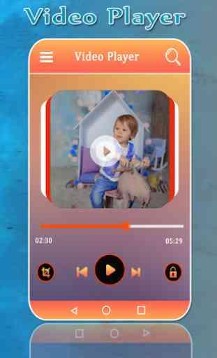 All Format Video Player - MKV/MP4/AVI 2