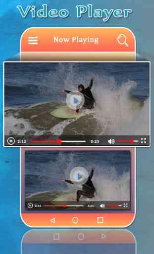 All Format Video Player - MKV/MP4/AVI 3