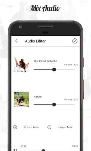 Audio Editor : Cut,Merge,Mix Extract Convert Audio 2