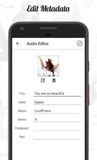 Audio Editor : Cut,Merge,Mix Extract Convert Audio 4