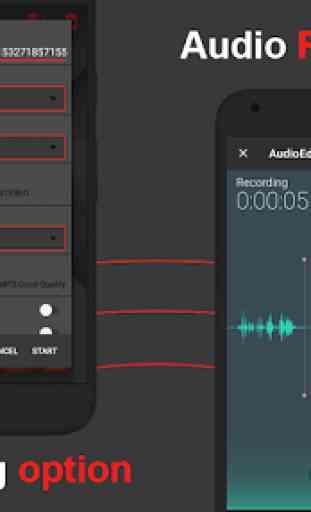 AudioLab - Audio Editor Recorder & Ringtone Maker 4
