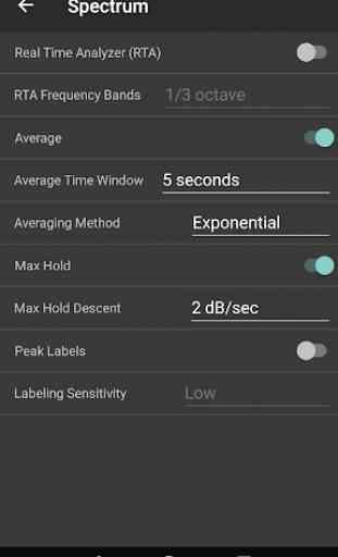 Audizr - Spectrum Analyzer 4